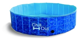 Zwembaden hond - AFP CHILL OUT-SPLASH AND FUN DOG POOL maat M