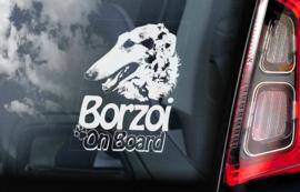 Barzoi  - Borzoi V01