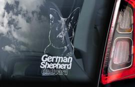 Duitse Herderhond - Deutscher Schäferhund - German Shepherd  V19