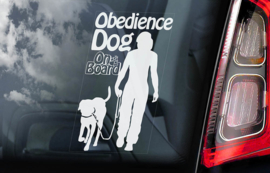 Obediance Dog V01