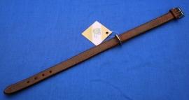 Lederen halsband 42 cm (415605*)
