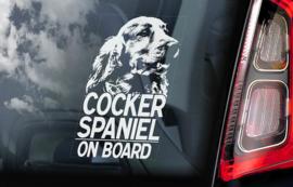 Engelse Cocker Spaniel - English Cocker Spaniel - V01