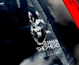 Duitse Herderhond - Deutscher Schäferhund - German Shepherd  V01
