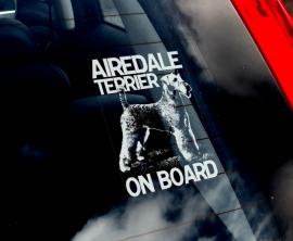 Airedale Terrier V01