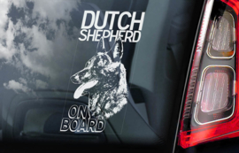Hollandse Herder - Dutch Shepherd - V01