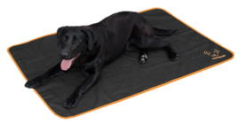 Bodyguard Dog Blanket Black