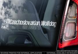 Tsjechoslowaakse Wolfhond - Czechoslovakian Wolfdog V03