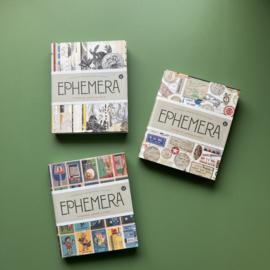 Uppercase boek | Ephemera