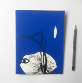 Schrift Mara Piccione zeefdruk