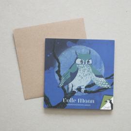 Okapi's (verstuurbare knutselboekjes)