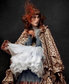 Fashion make-over