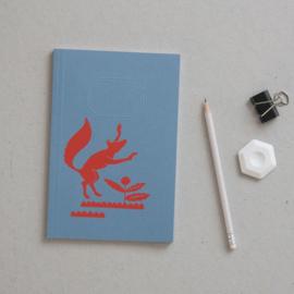 Schrift limited edition | Merlijne Marell | Vos