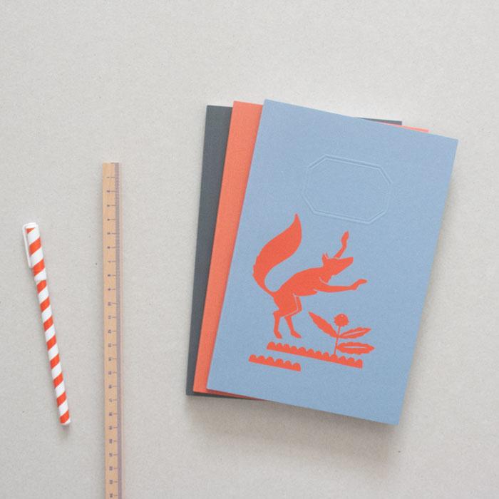 Set van drie limited edition schriften | Merlijne Marell
