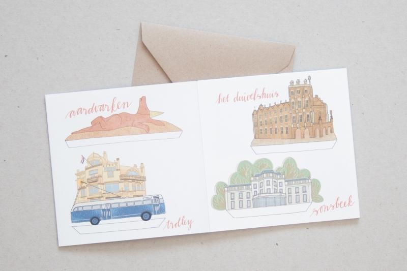 Bouw je eigen stad - Arnhem