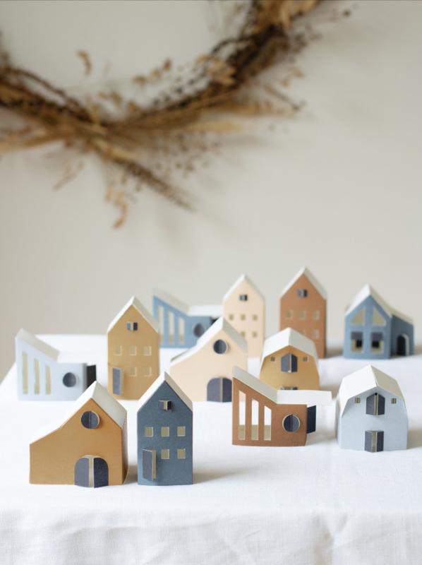 Tûs tiny houses van Jurianne Matter