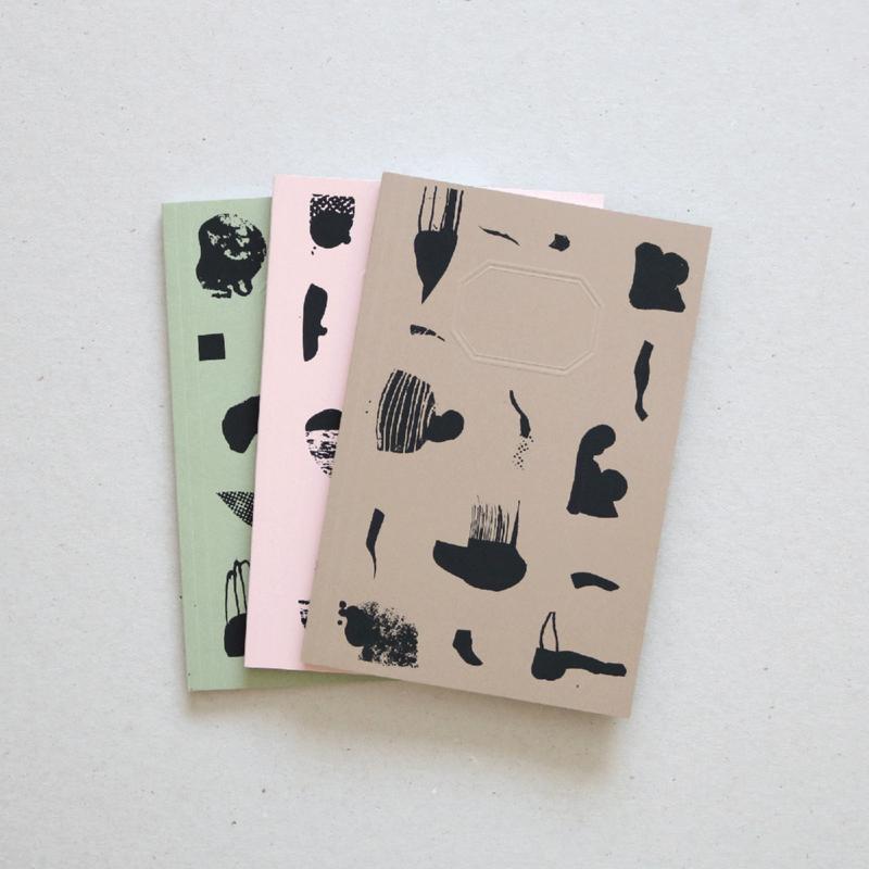 Set van drie limited edition schriften | Helehelena