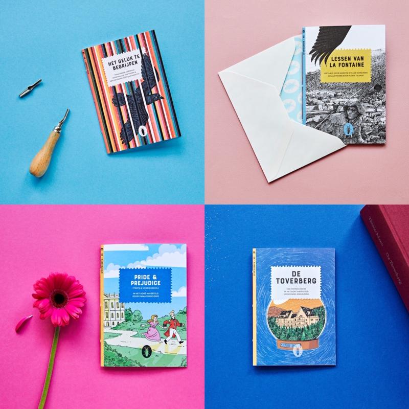 Pakket | Literaire klassiekers