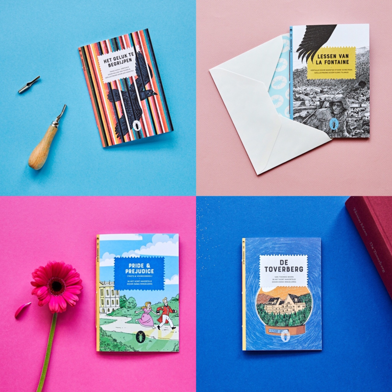 Pakket | Literataire klassiekers