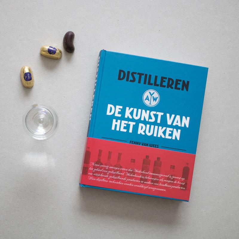 Distilleren, de kunst van het ruiken