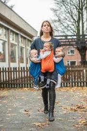 Baby Mover evacuatieschort