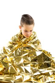 Reddingsdeken goud/zilver per paar (2 stuks)