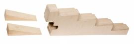 Timberjack A, stabilisatieblok