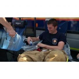 Rehab chair voor actieve koeling