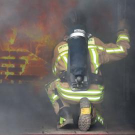 Haix Fire Hero 2  Brandweerlaarzen
