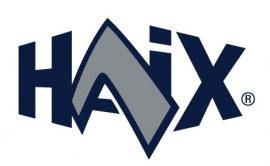 Haix Ledervet Zwart