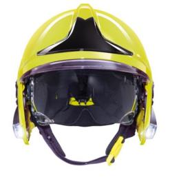 MSA F1 XF brandweerhelmen  (SAMENSTELLEN)