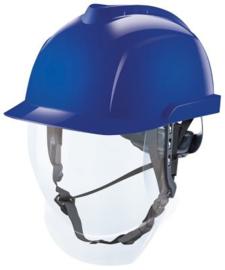 MSA V-Gard 950 veiligheidshelm met gelaatsscherm