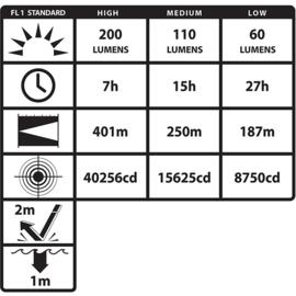 Nightstick Intrant 230V ATEX
