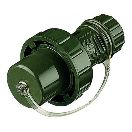 Schucko stekker IP68 230V