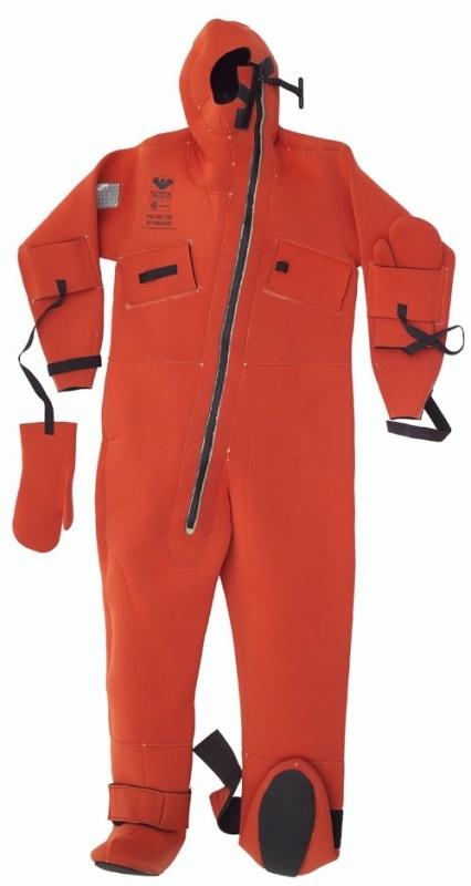VIKING Survival suit PS2014