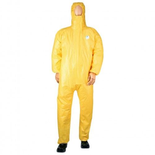 Tychem C geel overall