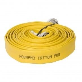 """Brandweerslang Triton 1.5"""" 20m N52 Geel"""