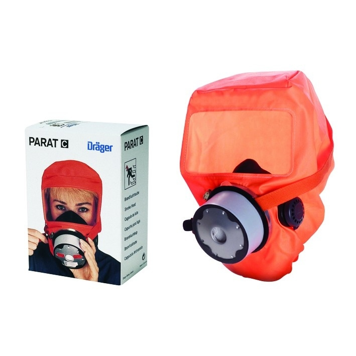 Vluchtmasker Dräger Parat C