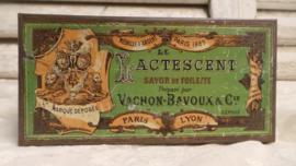 Oud Frans zeepblikje deel 2 VERKOCHT