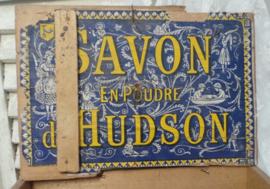 Oud Savon kistje VERKOCHT