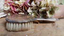 oud zilver omzet kinderborsteltje