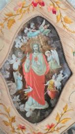 Oud religieus wand decoratie