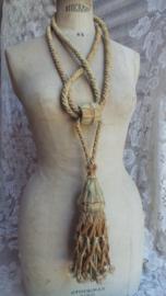 Oude embrasse touw VERKOCHT