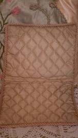 Oud zakdoek hoesje