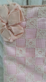 Oude roze lingeriehoes VERKOCHT
