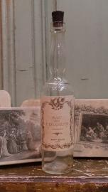 Oud eau de cologne flesje Marry Bells VERKOCHT