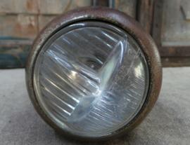 Oude fietslamp