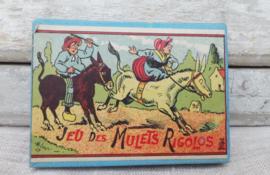 Oud Frans spelletje ezeltje strekje