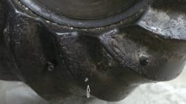 Oude tulband bakvorm VERKOCHT