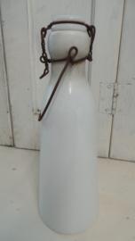 Oude Franse melkfles VERKOCHT