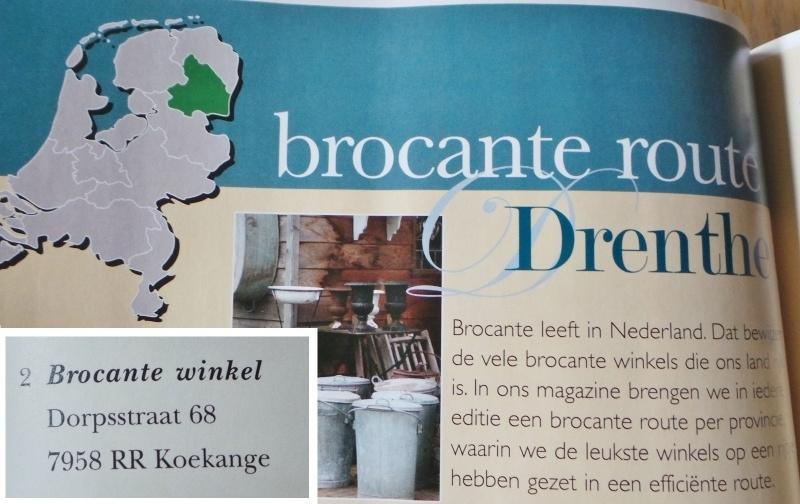 Liefde voor Brocante, 1ste editie 2015
